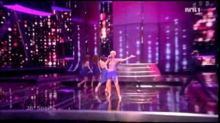 Spain - Final - Eurovision 2009 (HD)