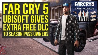 Far Cry 5 DLC - Season Pass Owners Get Extra FREE DLC - Care Package (Far Cry 5 Season Pass)