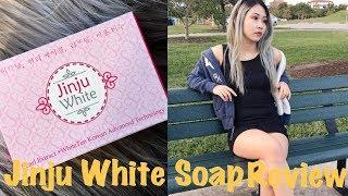 Jinju White Soap Review l BEST?? Whitening Soap (Is it effective?)