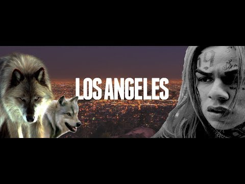 Tekashi 6IX9INE On His Way To Los Angeles ALL STAR, Wolves are Hungry from All His BIG TALK