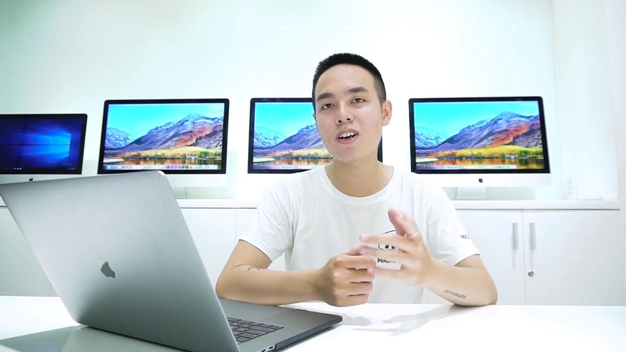 Hướng dẫn cách cài đặt lại  / restore Macbook (không cần chạy lại hệ điều hành) | MACMALL channel