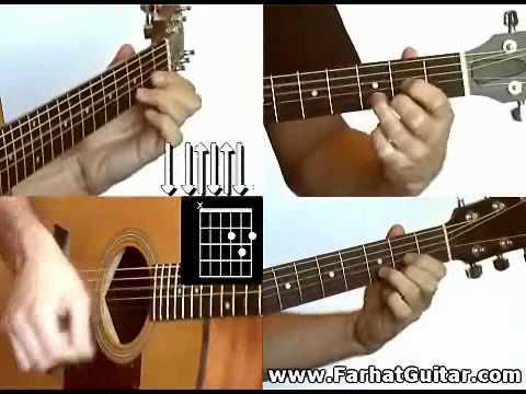 I used to love her - Guns and Roses Guitar -www.FarhatGuitar