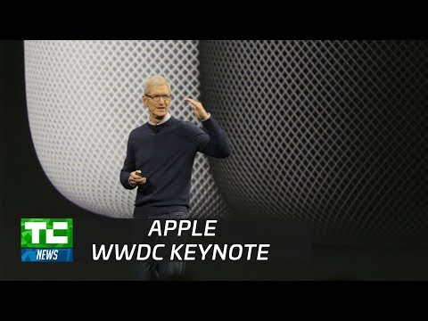 Apple's WWDC keynote in 5 minutes