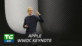 Apple's WWDC keynote 5 minute recap