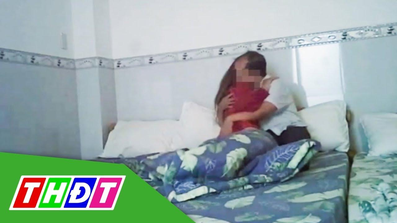 Hậu Giang: Kỷ luật Cục trưởng Thi hành án dân sự lộ clip nóng | THDT