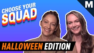 'Halloween Kills' Cast VS Michael Myers | Choose Your Squad