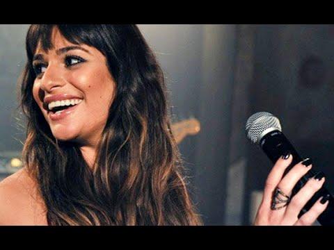 Lea Michele Live Walmart Soundcheck ( Full Show & Interview 2014 )