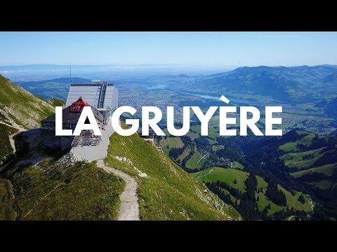 [4K] Drone Footage / Entre Lacs Et Montagnes