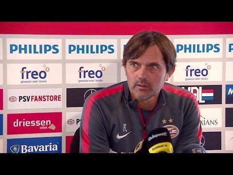 Phillip Cocu kan kiezen voor PSV-FC Groningen