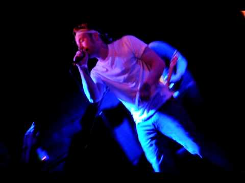 Jonny Craig- What I Would Give To Be Australian @ The Boardwalk
