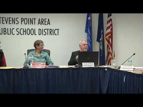 October 14, 2019 School Board Meeting