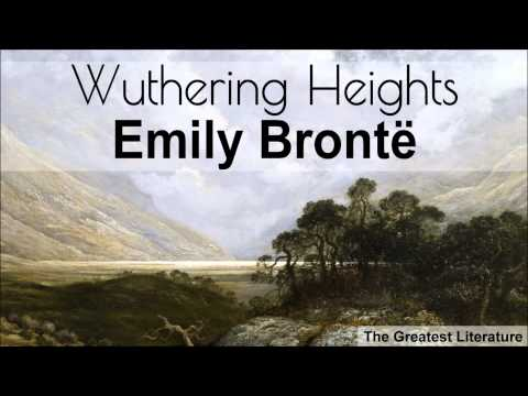 WUTHERING HEIGHTS by Emily Brontë - FULL Audiobook - Dramatic Reading (Chapter 1)