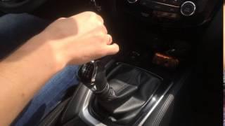 Nissan x-trail t32. Хрустят и не втыкаются скорости МКПП. 3