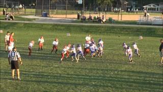 New Lenox Mustangs Vs Orland Park Pioneers - Game 2 (9/12/2012)