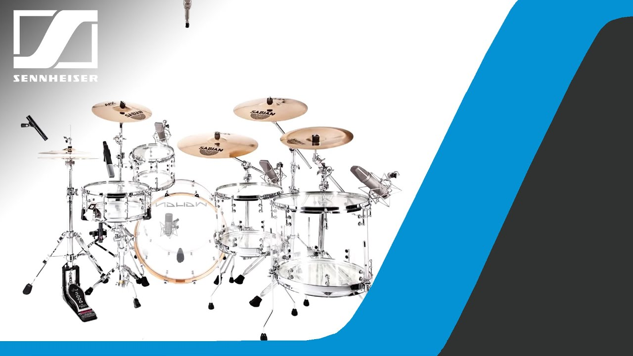 Sennheiser DrumMic'a - - GET THE PERFECT BEAT! With DrumMic'a!, you pimp the sound of your music productions. DrumMic'a! is an extremely elaborately produced virtual instrument for the KONTAKT 5 PLAYER from
