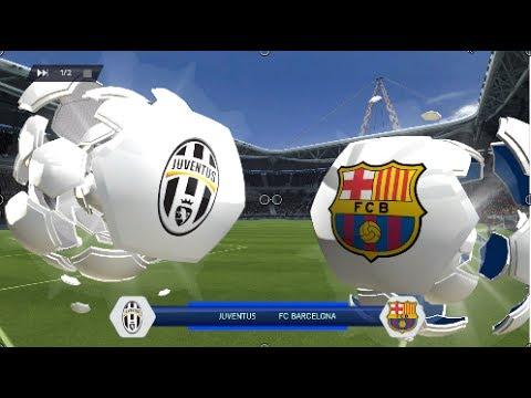 Juventus barcelona online