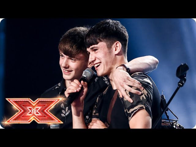 Are Sean & Conor Price running out of time to bag a chair? | Six Chair Challenge | The X Factor 2017