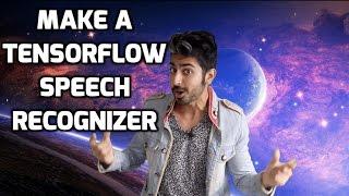 Comment Faire un Simple Tensorflow de Reconnaissance Vocale