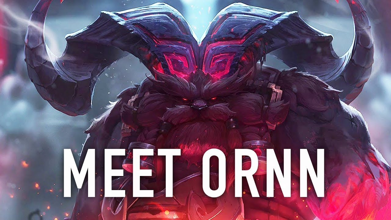 Meet Ornn, the Fire Beneath The Mountains | League of Legends Champion Reveal