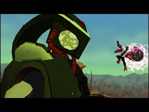 Игра Бен Тен Защитник Земли  Ben 10 Protector of Earth