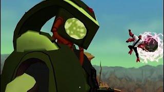 Игра Бен Тен Защитник Земли  Ben 10 Protector of Earth(Игра Бен Тен Защитник Земли Ben 10 Protector of Earth Бен 10 в образе пришельцев и в своем обычном обличии, как всегда..., 2015-05-10T15:01:31.000Z)