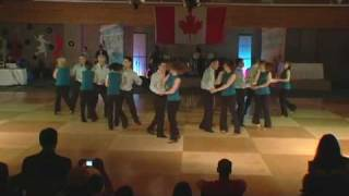 Westie Bombers Wcs Dance Team - Contemporary Routine 2009