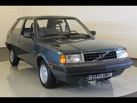 Volvo 340 DL 1988 -VIDEO- www.ERclassics.com