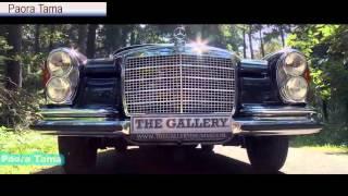 видео Mercedes-Benz начал тестировать кабриолет на базе нового C-Class