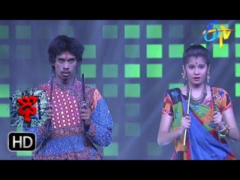Suraj Performance | Dhee 10 |  7th February 2018| ETV Telugu