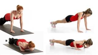 rutina de ejercicios para aumentar el busto y tener senos mas firmes
