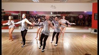 Jose Maldonado & PASOFino Dancers [Mi Montuno] @ PF 2018 Anniversary