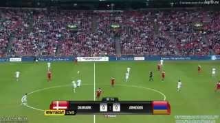 Дания   Армения 04