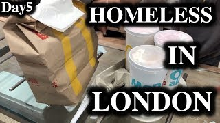 London Hacks - Homeless In London | Day5