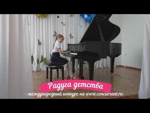 Осипова Ксения/ «Фантазия на украинскую тему»/ Фортепиано ...