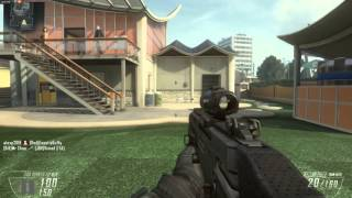 GamerFrog - Call of Duty Black Ops 2 - Knifing Frustration! - Gun Game