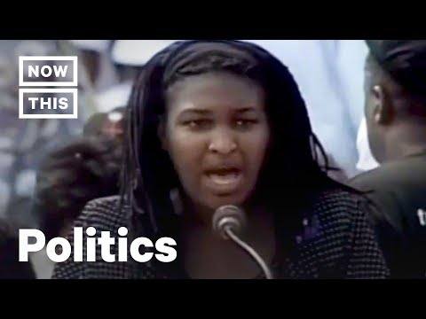 Stacey Abrams Made This Famous Speech 26 Years Before the State of the Union Response | NowThis