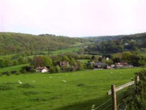 English Countryside Bath UK