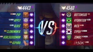 #1 Junkrat WORLD Vs #1 Rated Player WORLD