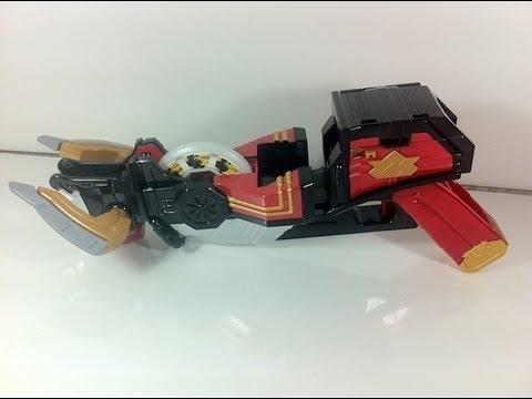 power rangers samurai bullzooka | eBay