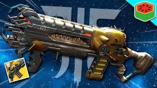 Lord of Wolves - Exotic Shotgun | Destiny 2 Forsaken