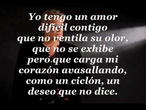 Amor Dificil Amaury Perez Youtube