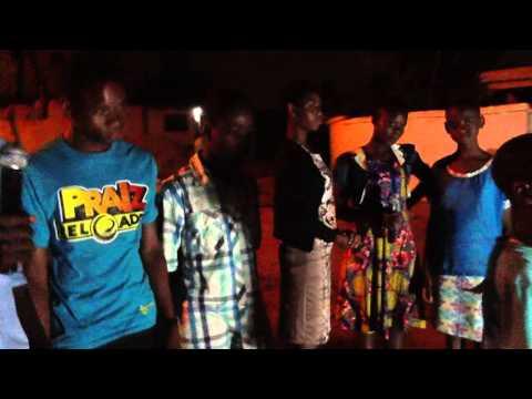 HCFM Crusade October 2015 Kaneshie Accra Ghana