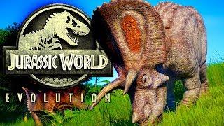 Jurassic World Evolution #21 | Neue Transportwege | Gameplay German Deutsch thumbnail
