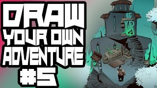 Draw Your Own Adventure #5 - Home Invasion