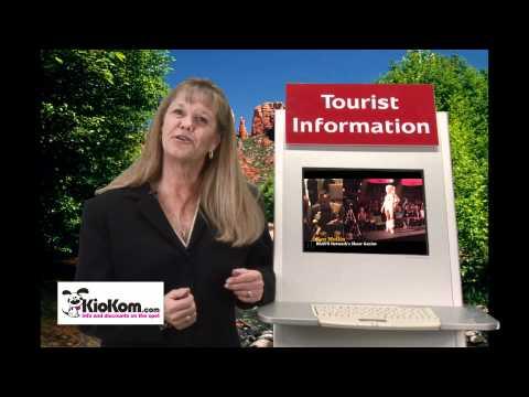 KioKom - Kiosk Communications - Tourist Information For Arizona