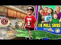 KID LOSES PET ALLIGATOR + CHIPOTLE STRANGERS & More! FUNnel V 10 MILLION SUBS Celebratin