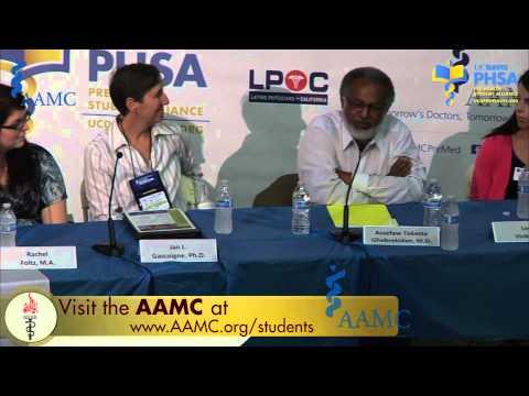 Public Health Admissions Panel #2 (2014)