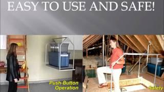 Versalift Garage Storage Systems