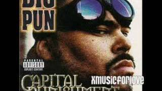 Big Pun - I Dont Wanna Be a Player