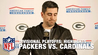 Rodgers: 'It Comes Down to a Coin Flip Sometimes' | Packers vs. Cardinals | NFL